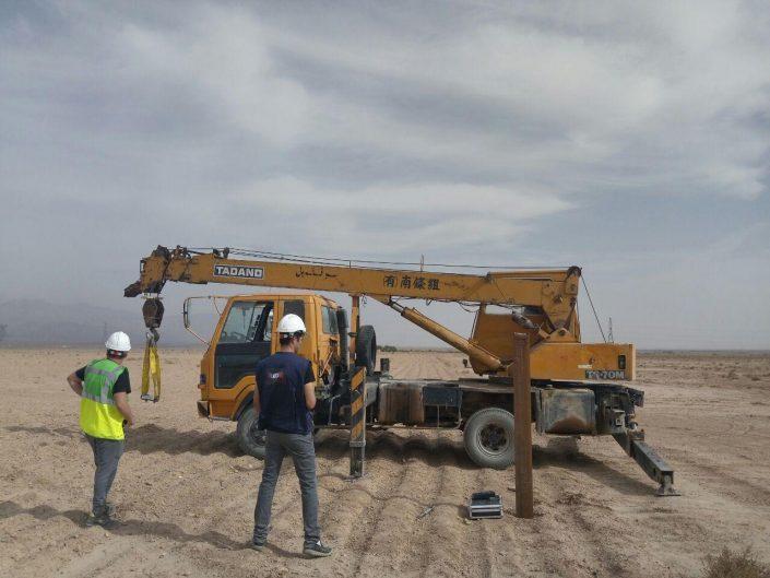 solar plant project